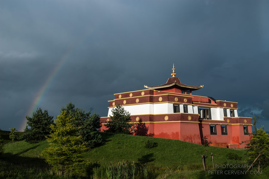 Gompa Le Bost France