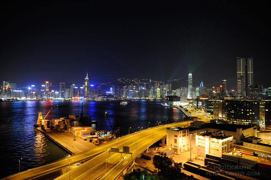 Bay of Hong Kong